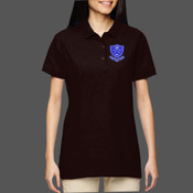 PR616   Women's Coolchecker® piqué polo